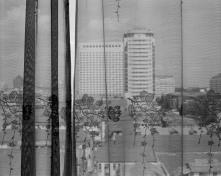 BURMA. Yangon. 2010. Downtown.