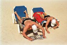 Spain. Majorca. Magaluf. 2003.