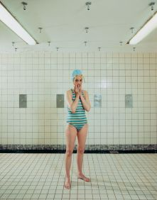 Selfportrait,-Marnixbad,-Amsterdam,-June-19,1991