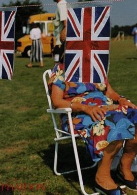 Martin Parr last think England