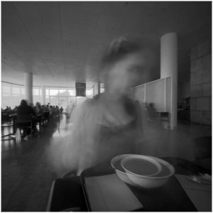 TMax 400 film, Zero 2000 pinhole camera