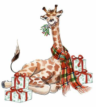 6be266da80e6792109abae1f46494daf--giraffe-decor-christmas-fun